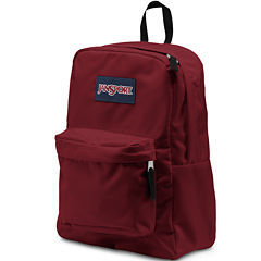 Jansport® Superbreak Viking Red Backpack