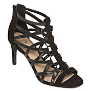 Worthington® Valdez Strappy Pump Sandals