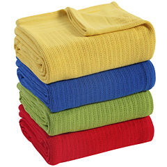 Fiesta® Thermal Cotton Blanket