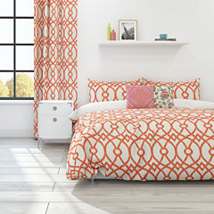Colorfly™ Piper 3-pc. Duvet Cover Set & Accessories