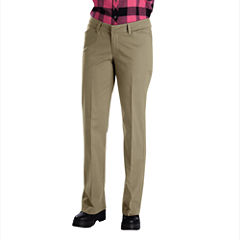Dickies® Relaxed-Fit Straight-Leg Stretch Twill Pants - Short