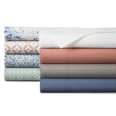 JCPenney Home™ 300tc 100% Cotton Ultra Soft Sheet Set