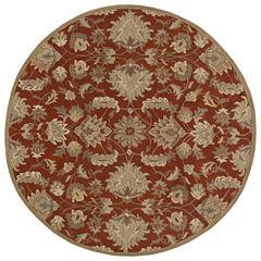 Decor 140 Cyrus Hand Tufted Round Rugs