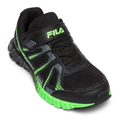 Fila® Volcanic Runner 5 Boys Running Shoes - Little Kids