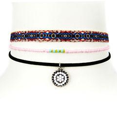 Arizona Womens 3-pc. Necklace Set
