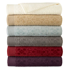 Royal Velvet® Verona Sculpted Bath Towel Collection