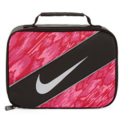 Nike® DOME PINK SOLID Lunch Box