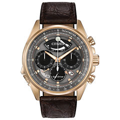 Citizen® Eco-Drive Men'S Rose Gold Tone Calibre 2100 Limited Edition Watch Av0063-01H