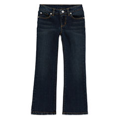 Arizona Bootcut Jeans - Preschool Girls 4-6x and Slim