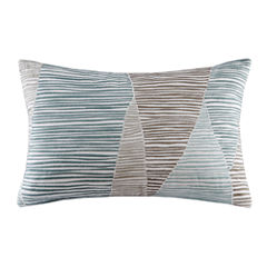 INK+IVY Bengal Oblong Embroidered Decorative Pillow