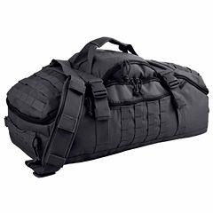 Red Rock Outdoor Gear Traveler Duffle Bag - Black