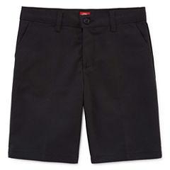Dickies© Slim-Fit Flat-Front Shorts - Preschool Girls 4-6x