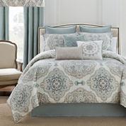 Eva Longoria Home Briella 4-pc. Comforter Set