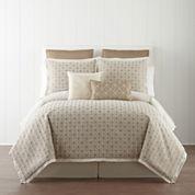 Studio™ Intersect 4-pc. Comforter Set