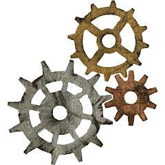 Sizzix® Bigz™ Die By Tim Holtz® Gadget Gears