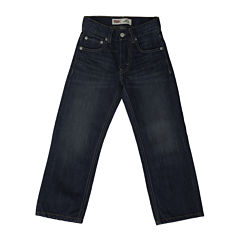 Levi's® 505™ Regular-Fit Jeans - Boys 8-20, Slim and Husky