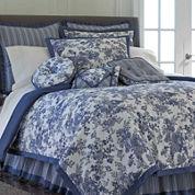 Toile Garden Comforter Set