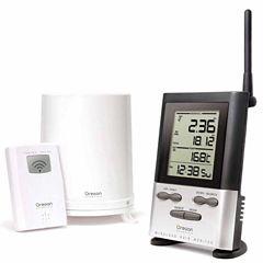 Oregon Scientific RGR126N Wireless Rain Gauge with Outdoor Temperature & 10 Day Memory