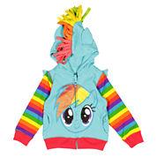 My Little Pony My Little Pony Hoodie-Toddler Girls