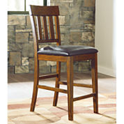 Signature Design by Ashley® Ralene Counter Height Upholstered Barstool set of 2