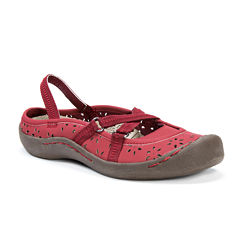 Muk Luks Erin Womens Slip-On Shoes