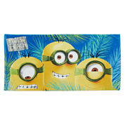 Minions Beach Towel