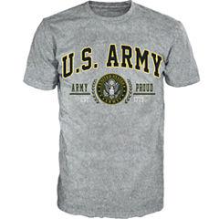 Military US Army SS Tee