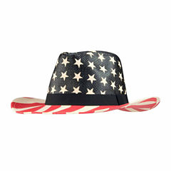 Americana Stars and Stripes Cowboy Hat