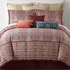 Linden Street Artisan 4-pc. Bohemian Comforter Set