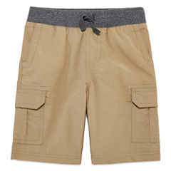 Arizona Toddler Pull-On Cargo Shorts - Toddlers 2t-5t