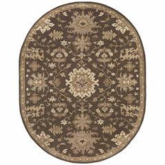 Decor 140 Avitus Hand Tufted Oval Rugs