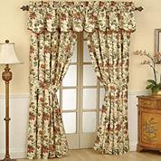 Waverly® Felicite Rod-Pocket Curtain Panel