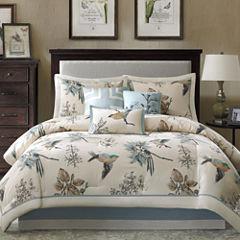 Madison Park Pierce 7-pc. Nature Comforter Set