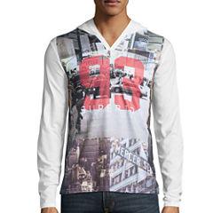 i jeans by Buffalo Long-Sleeve Hooded Catisso Tee