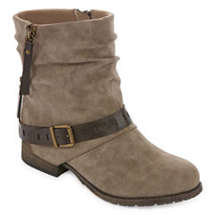 Pop Lincoln Womens Bootie