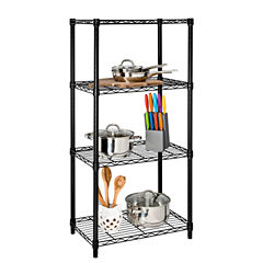 Honey-Can-Do 4-Tier Steel Shelving