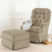 Best Chairs, Inc.® Chloe Rocker or Ottoman