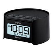 iHome® iBT230BC Bluetooth Bedside Dual Alarm Clock Radio with Speakerphone and USB Charging