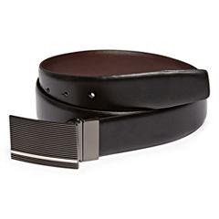 JF J. Ferrar® Reversible Plaque Dress Belt