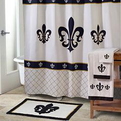 Avanti Fleur-De-Lis Luxembourg Bath Collection