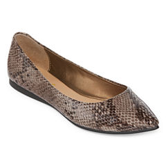 Diba® London Scout Pointed-Toe Ballet Flats