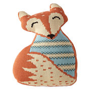 JCPenney Home™ Fox-Shaped Pillow