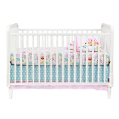 Rockland Jenny Lind Convertible Crib - Pure White