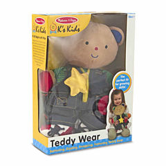 Melissa & Doug® Teddy Wear
