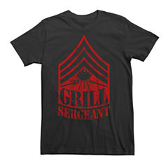 Grill Sergeant SS Tee