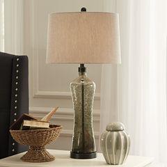 Signature Design by Ashley® Sharrona Glass Table Lamp