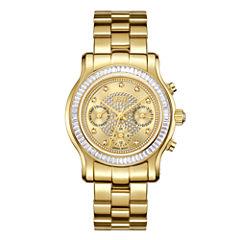 JBW Womens Gold Tone Bracelet Watch-J6330a