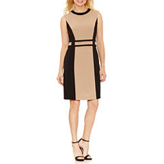 Chelsea Rose Sleeveless Sheath Dress