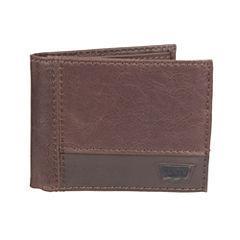Levi's® Brown Pocketmate Wallet