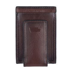 Levi's® Front-Pocket Wallet w/Money Clip